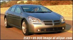 Dodge Intrepid ESX2