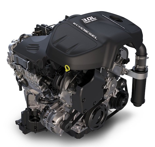 3.0L V6 EcoDiesel