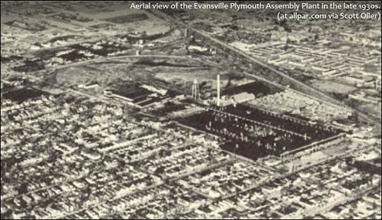 Evansville plant in late 1930s