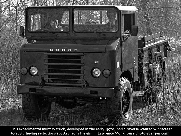 A Brief History Of Chrysler Military Work