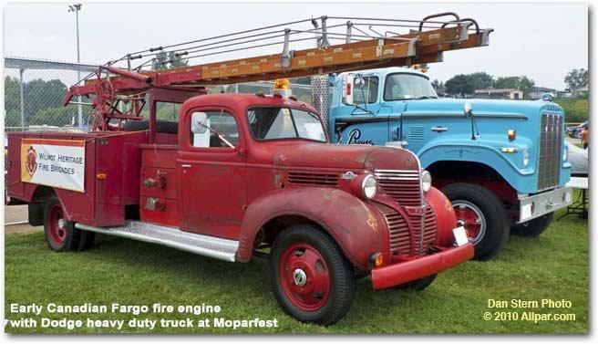 Fargo Trucks A Brief History