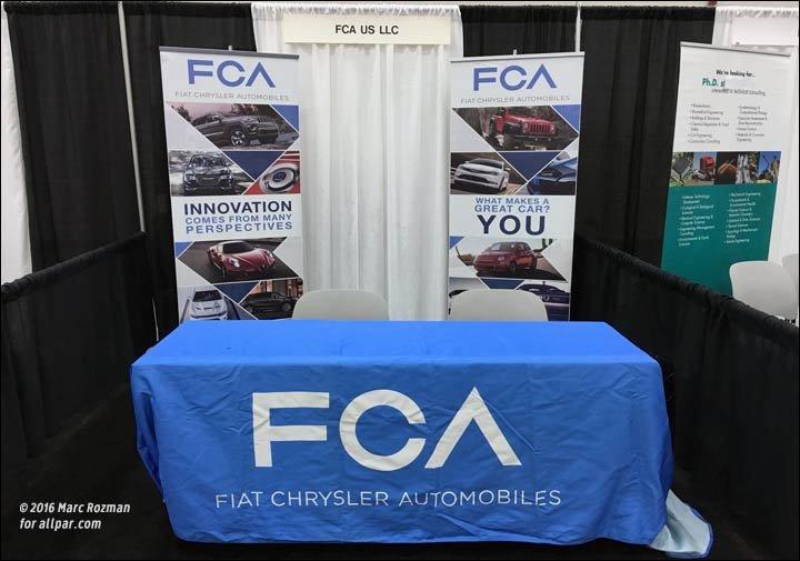 FCA-recruiting at SAE
