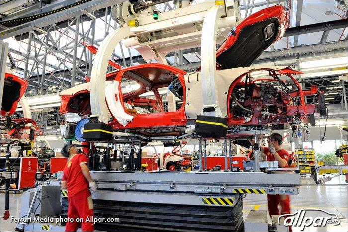 Ferrari-Factory-Web