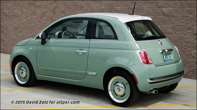 Fiat Automatic Edition Car Review - Lease fiat 500