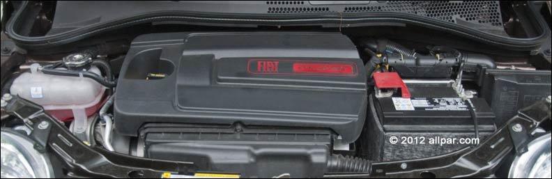 2012 Fiat 500 Lounge Automatic Car Review