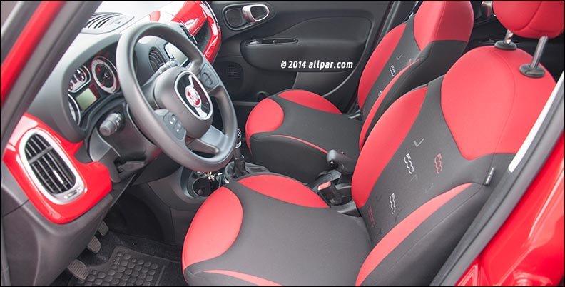 2014 fiat 500l car reviews