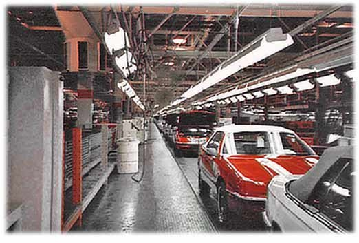 chrysler assembly plant