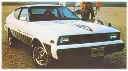 Plymouth Fire Arrow (1979)