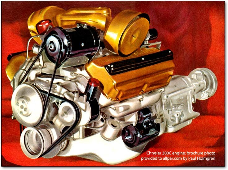 firepower hemi engine