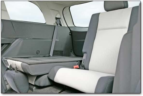 flip-fold seats
