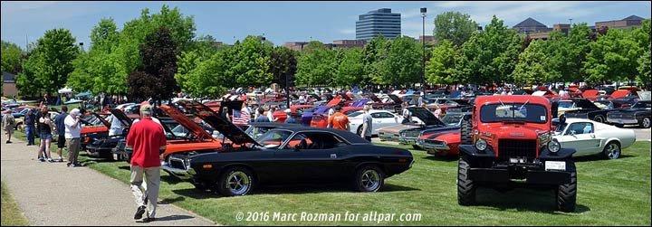News Chrysler Employee Car Show Slated For June - Dodge car show 2018