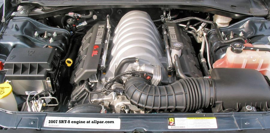 dodge magnum srt8 car review