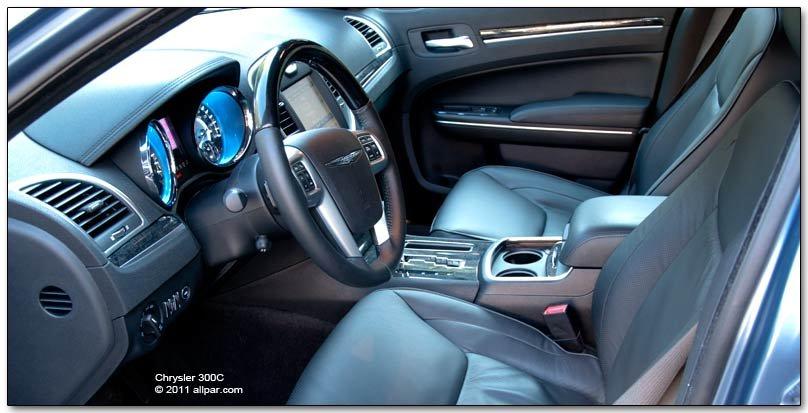2011 chrysler 300c car review road test car review road test. Black Bedroom Furniture Sets. Home Design Ideas
