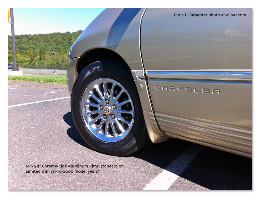 Town & Country Front Wheel