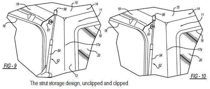 full folding backglass 9a