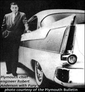 fury and chief engineer robert anderson