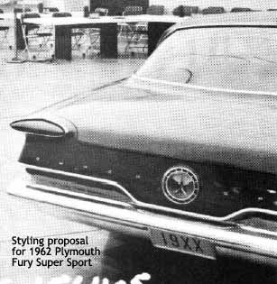 Plymouth Fury Super Sport
