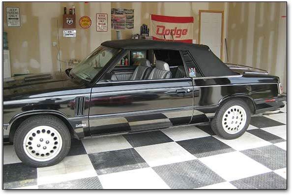 Dodge 600es Convertible Rear Window Regulator Gear Replacement