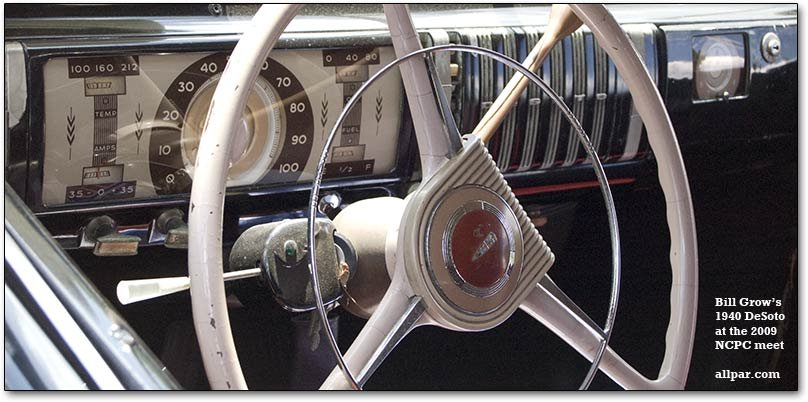 Plymouth And Desoto Buyer S Guide The 1940s