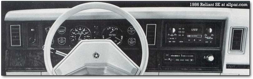 reliant gauges