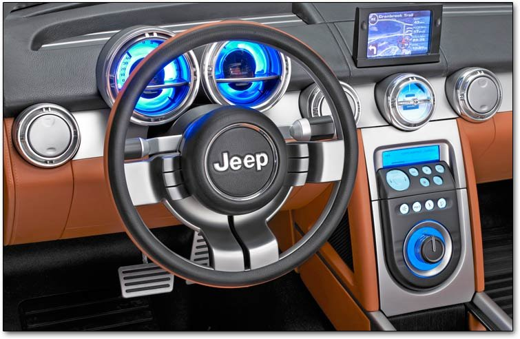 jeep trailhawk gauges