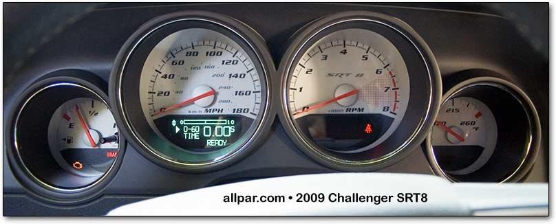 2009 Dodge Challenger Srt8 Test Drive