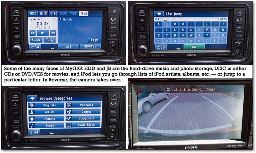 2009 dodge journey r  t awd car reviews Dodge Ram Runner Dodge Garmin Navigation System