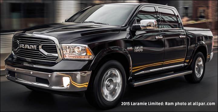 Top Luxury Truck 2015 2016 Ram Laramie Limited