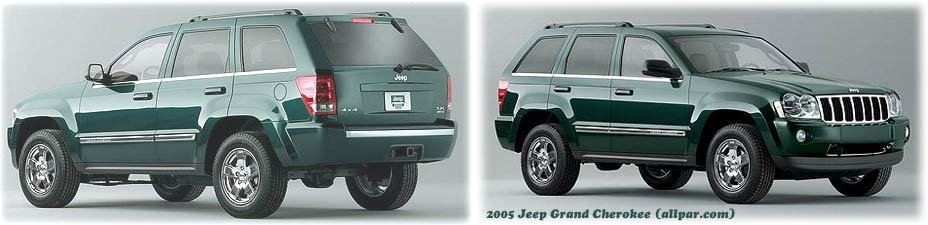 2005 Jeep Grand Cherokee buyers guide
