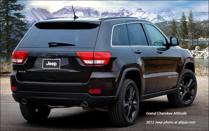 2012 jeep altitude special editions. Black Bedroom Furniture Sets. Home Design Ideas