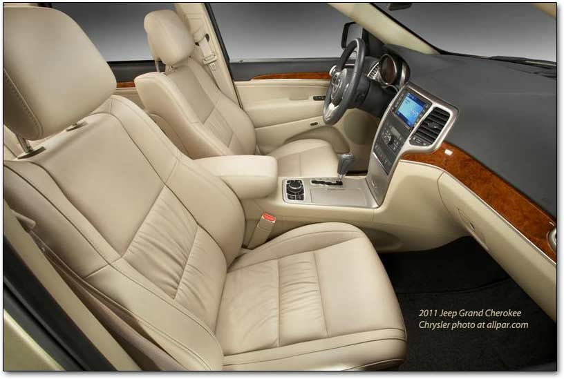 2011 2013 Jeep Grand Cherokee Features And Pricing