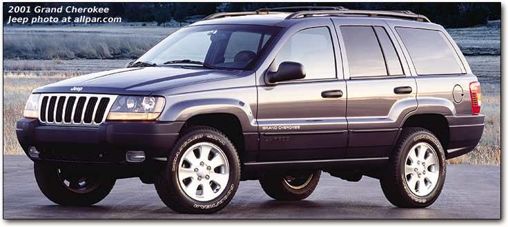 2001 Jeep Grand Chrerokee