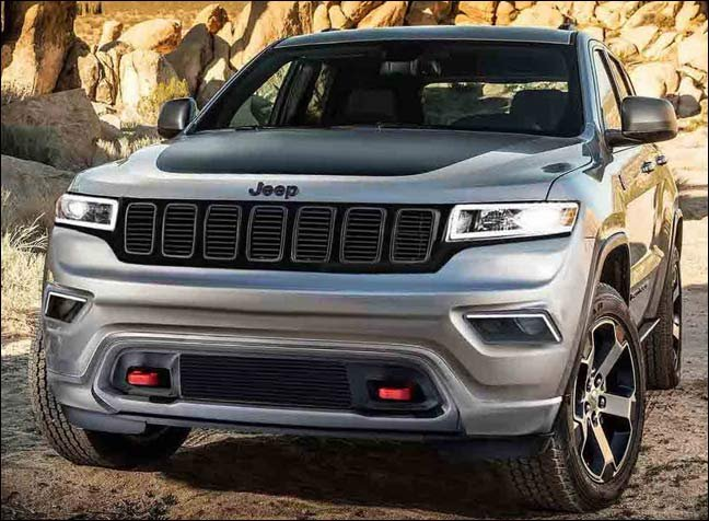 2020 Jeep Grand Cherokee The Preview
