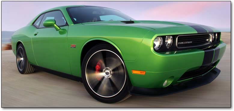 green with envy srt8