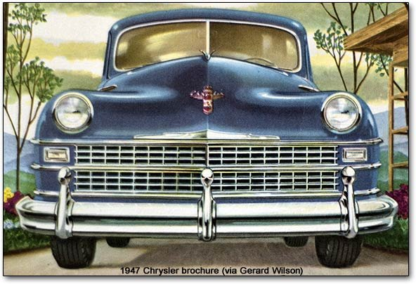 1948 plymouth facts