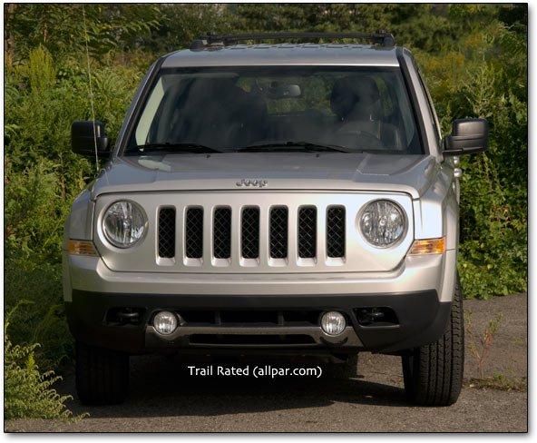2011 13 Jeep Patriot Test Drive