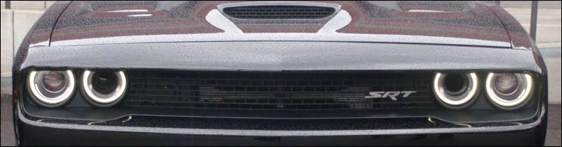 hellcat grille