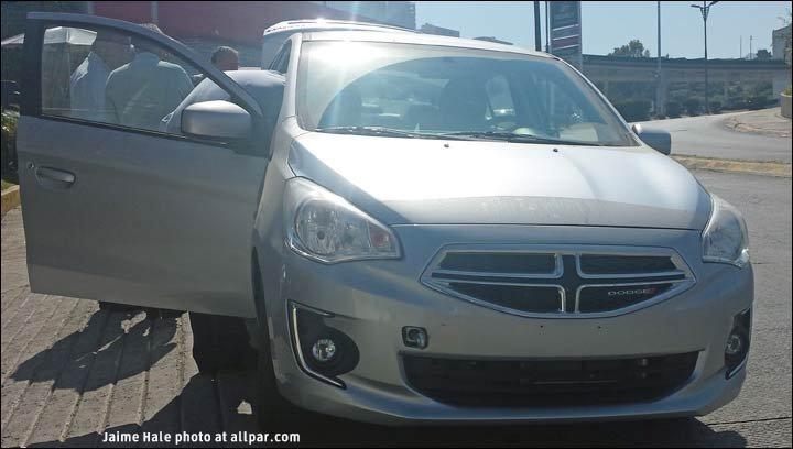 2015 Dodge Attitude Switching From Hyundai To Fiat Brazil