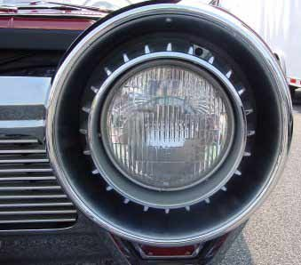 turbine headlight