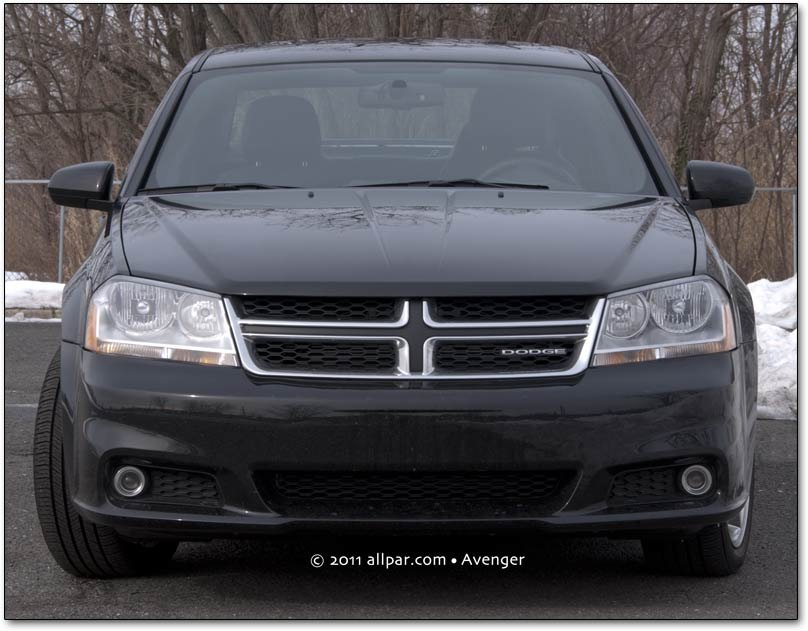 2011 Dodge Avenger Lux Car Reviews