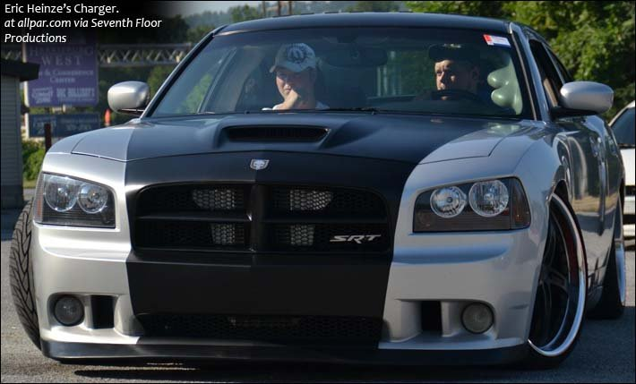 Heinze's Charger SRT-8