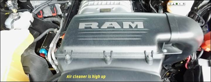hellcat air cleaner