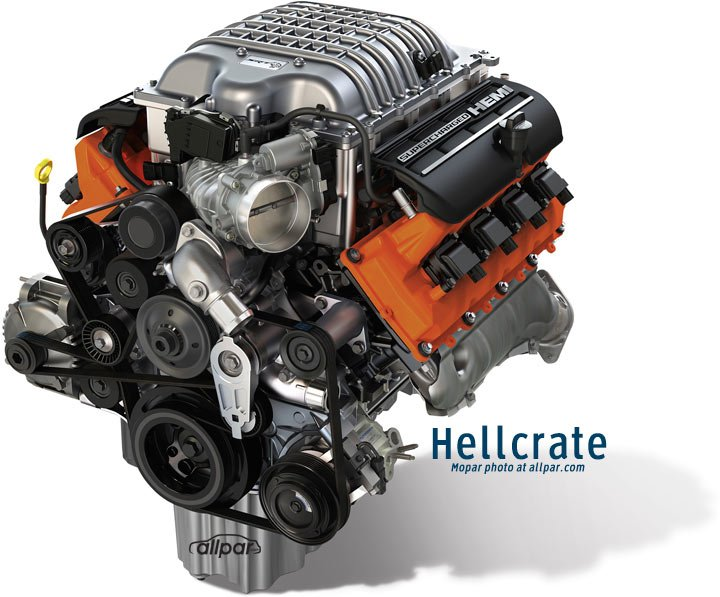hellcrate engine