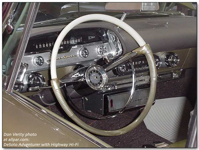 Inside Chrysler The Much Improved 1958 Cars