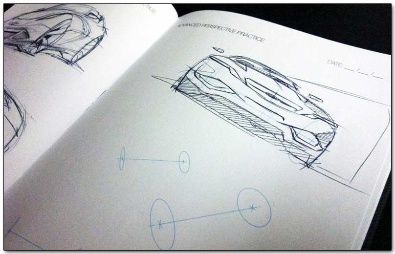 idrawcars book