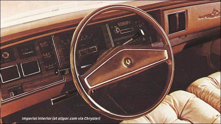 imperial dashboard