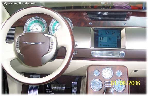 inside the 2006 imperial