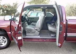 & Chevrolet Silverado 1500