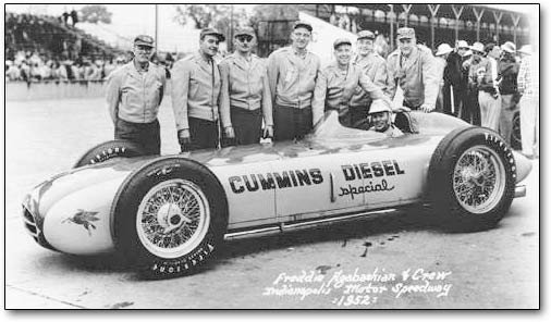 1952 indy special