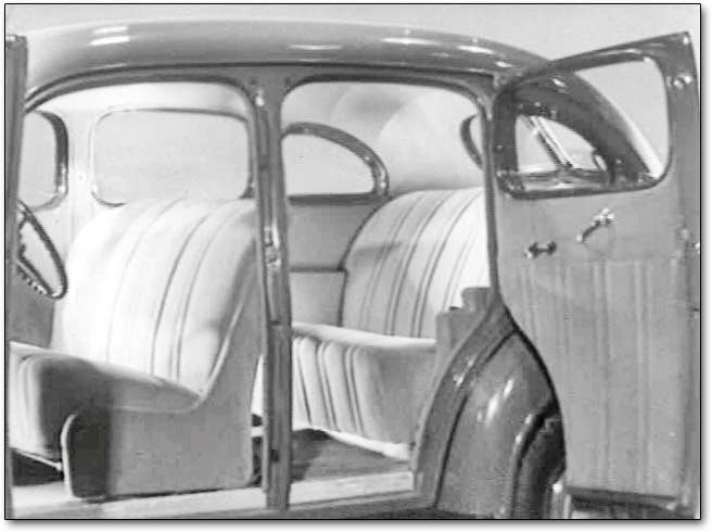 1937 Plymouth Cars The Quot Luxury Plymouth Quot